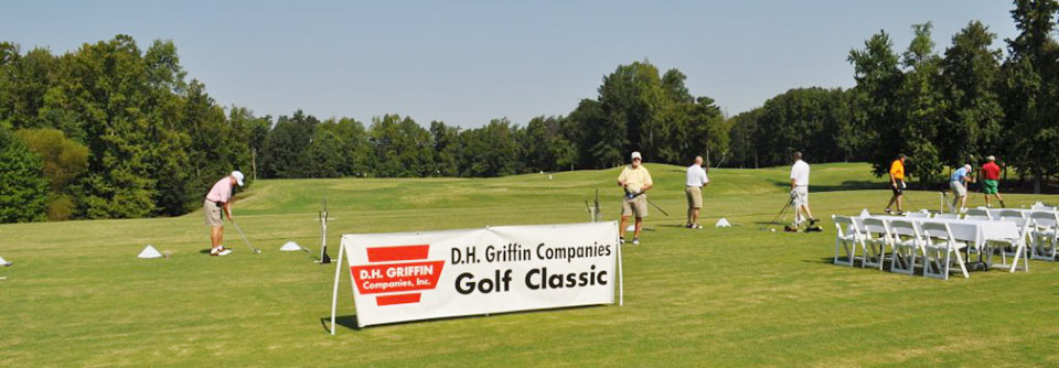 Driving Range DH Griffin Golf Classic