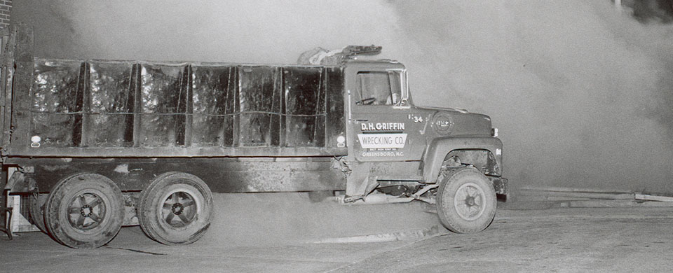 Historical DH Griffin Truck