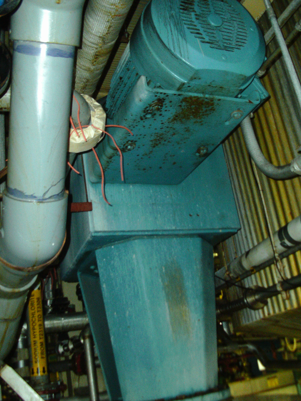 Used Stainless Fabrication Inc. approx. 14,700 gallon SS vertical ...