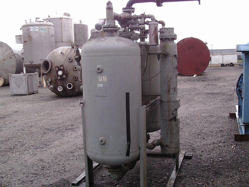 Used Pneumatech Inc. Heat Activated Regenerative Air Dryer Model# PE-1300