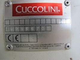 Used 48 in. dia. Cuccolini Screener