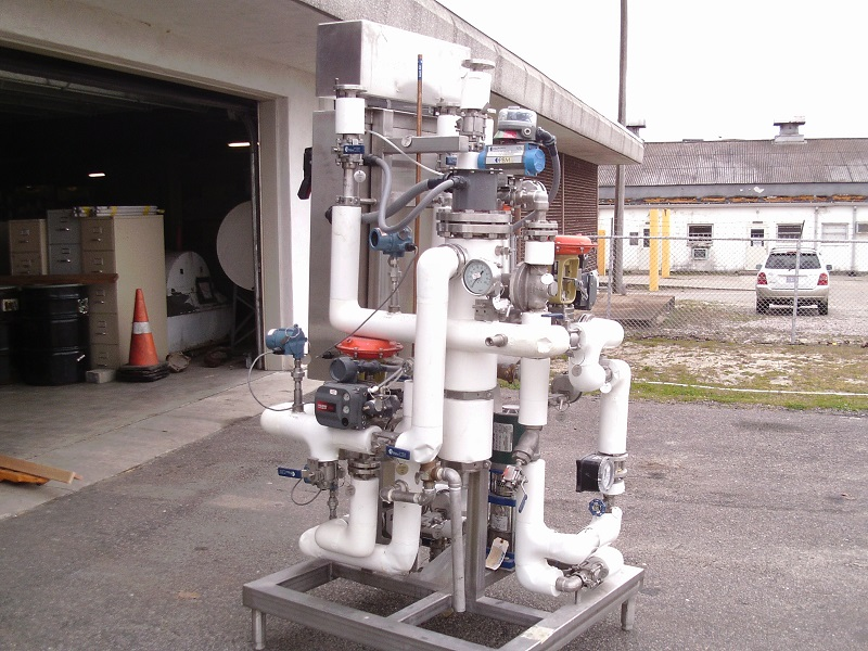 Used A & B Process Systems High Temperature Circulation System