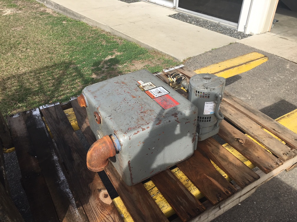 Used Hoffman Watchman Condensate Unit