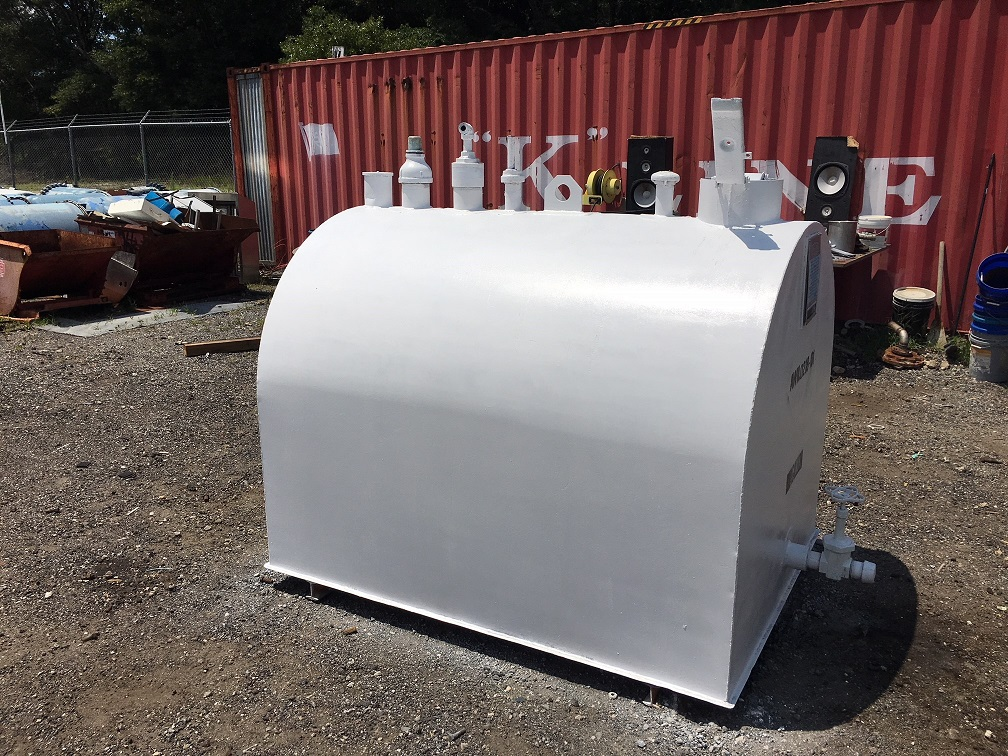 Used Bendel 500 gallon self-contained fuel tent tank(SOLD)