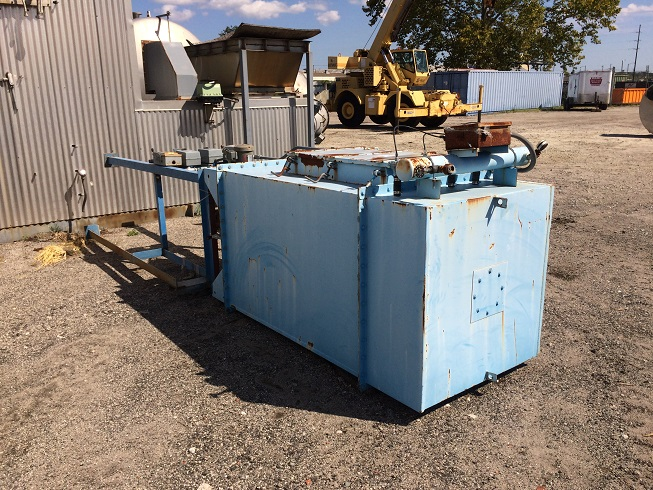 Used Flex-Kleen Model 20 PVBL-25 III dust collector
