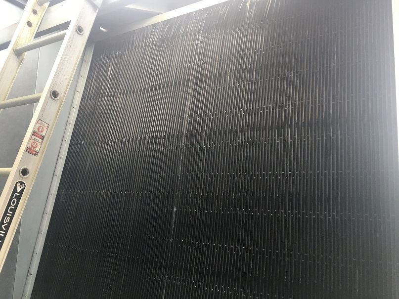 Used BAC Series 1500 162 Ton Cooling Tower