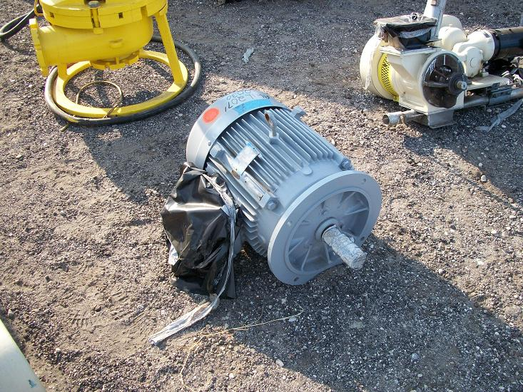 Used Pacemaker 60HP 3/60/230-460 volt AC motor