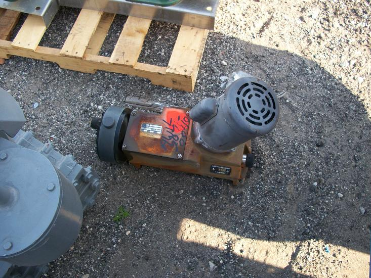 Used Precision Control Pulsafeeder Pump.  Model H3741-141