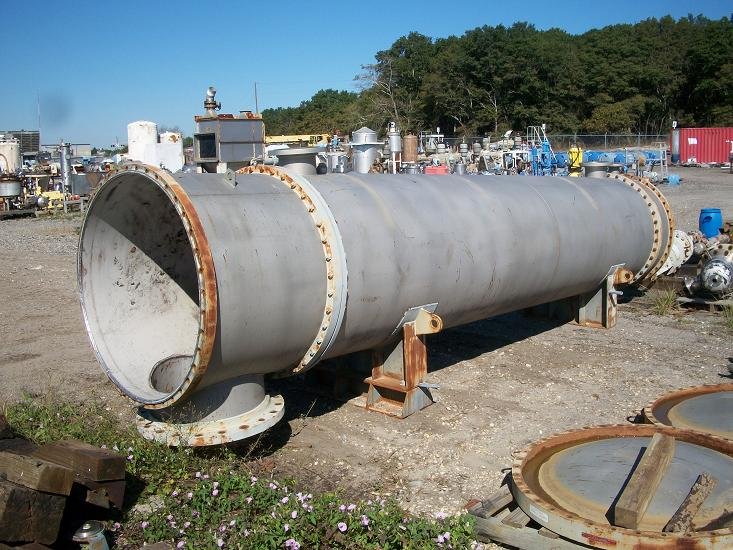 Used Kennedy Tank & Manufacturing Co. approx.3900 sq. ft. heat Exchanger