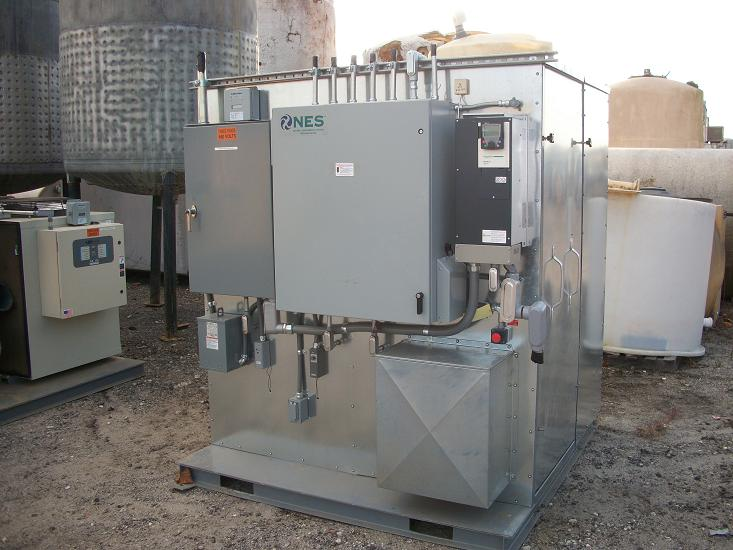Used Integrated SVE/Groundwater Treatment system (UNIT PARTED OUT)