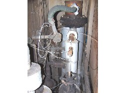 Boiler: 60 KW hot oil system