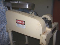 Used Fitzpatrick Co. 316 stainless steel model DASO6