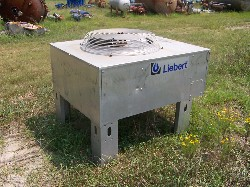 Used Liebert condenser model# CSF-083LP
