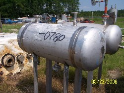 Stainless Steel Tank (H) 60 gallon
