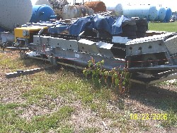 "Belt Conveyor 9"" belt approximately 37' long"