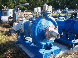 Pump: Centrifugal T-316 S/S 10 HP