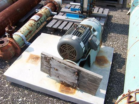 Used rebuilt Philadelphia Mixer agitator drive.  TYPE PTE-06.