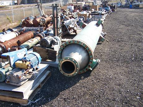 Used Astro Metallurgical approx 1145 sq. ft. Titaniun vert (SOLD)