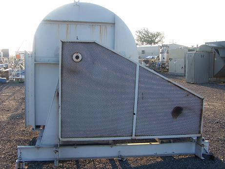 Used Acousta Foil Blower manufactured by The New York Blower Co
