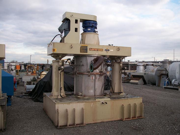 Used ASADA Iron Works model PVM-700 planetary mixer