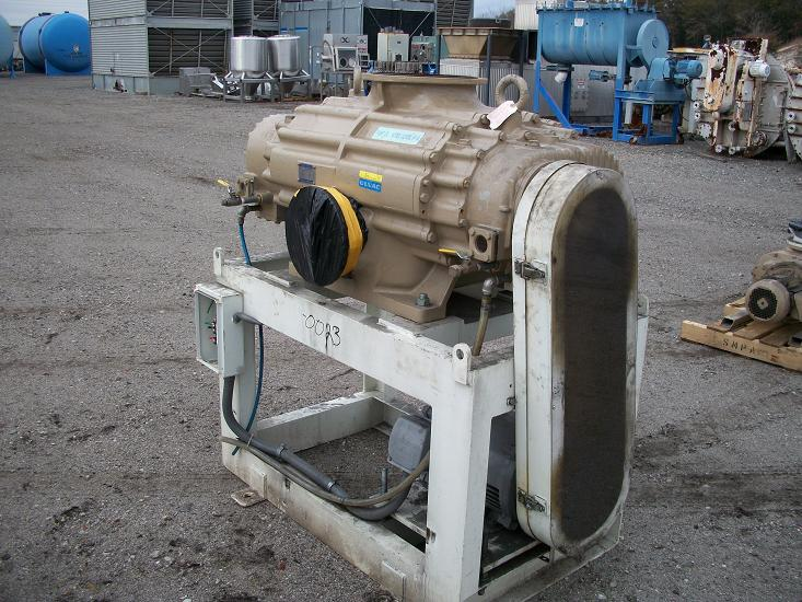 Used ULVAC PMB-060B Mechanical Booster pump