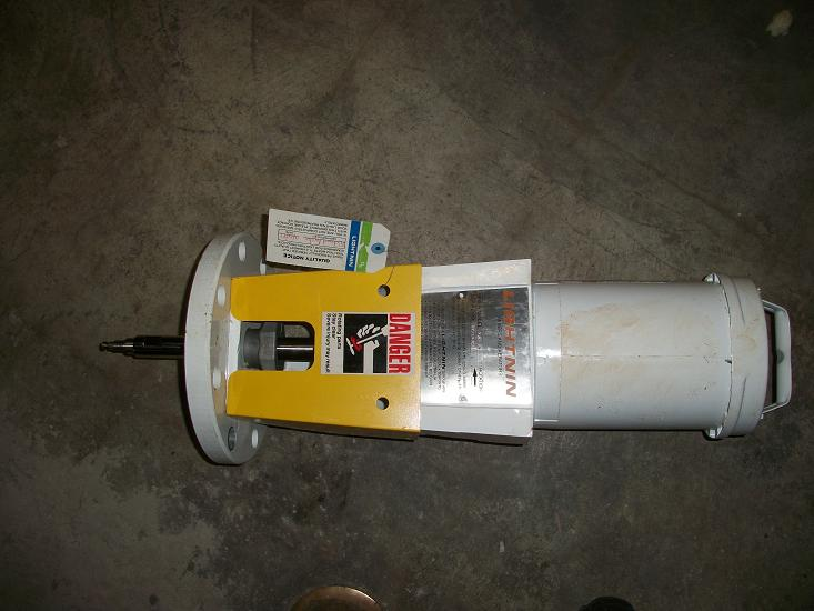 Unused Lightnin Model XJC-30 agitator drive