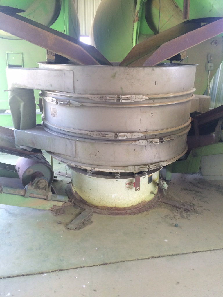 Used 60 in. dia. Vibro Energy Separator, believed to be Sweco