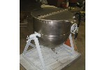 ONE (1) USED LEE METAL PRODUCTS INC APPROX 125 GALLON KETTLE