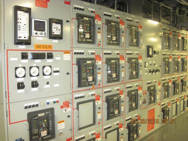 Siemens Low Voltage Equipment