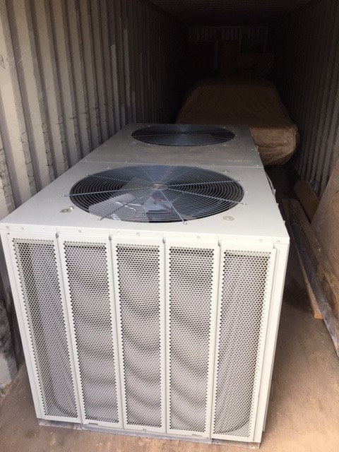 Unused Trane Odyssey 15 ton cooling condenser for a split system