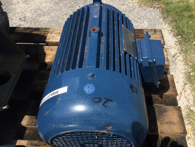 Unused North American Electric Inc. 10 HP 3/60/208-230/460 volt