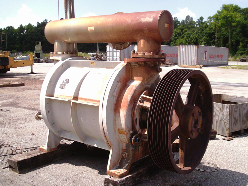 Used Nash Model 904-M2SS vacuum pump