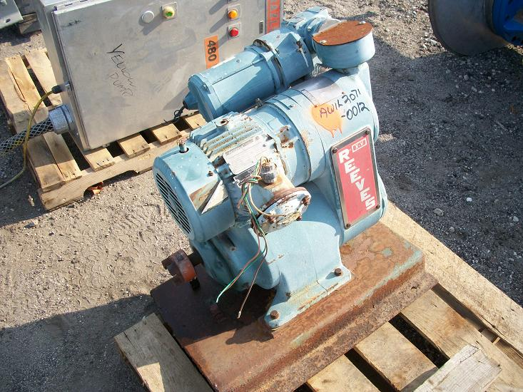 Used Reeves variable speed drive.  Size A221
