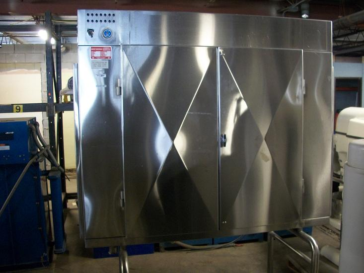 Used SAFGARD ultraviolet treatment unit
