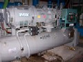 Chiller:  150T-York-Rotary Screw-2 pass
