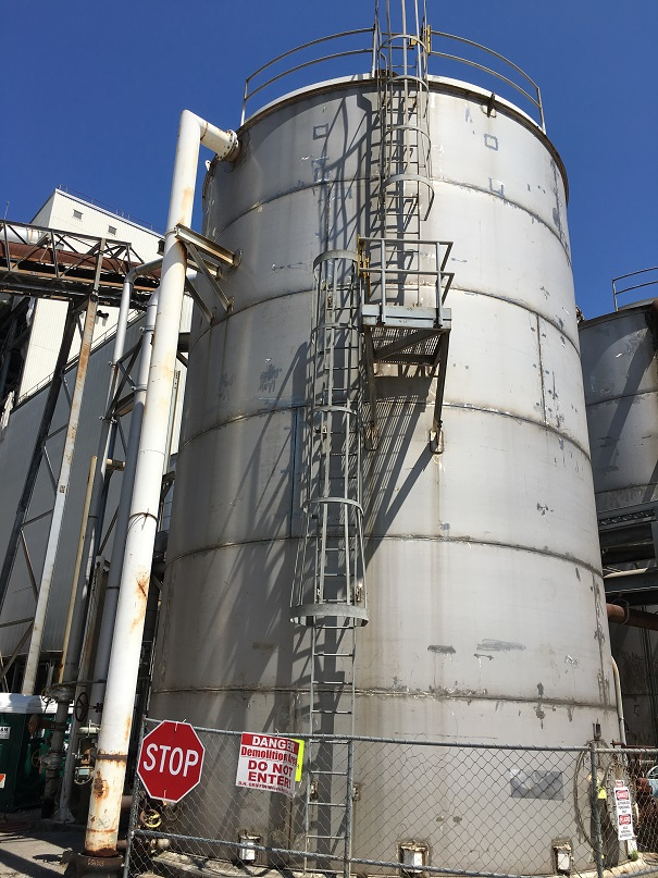 Used Southern Tank and Repair Inc. approx. 100,000 gallon 304L S/S Tank