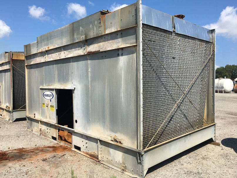 Used Marley Series 200 NC 1100 ton (2) cell cooling tower.
