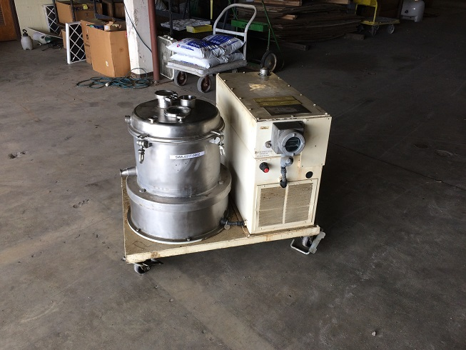 Used Western States Model STM-1000-146 portable 316 S/S centrifuge