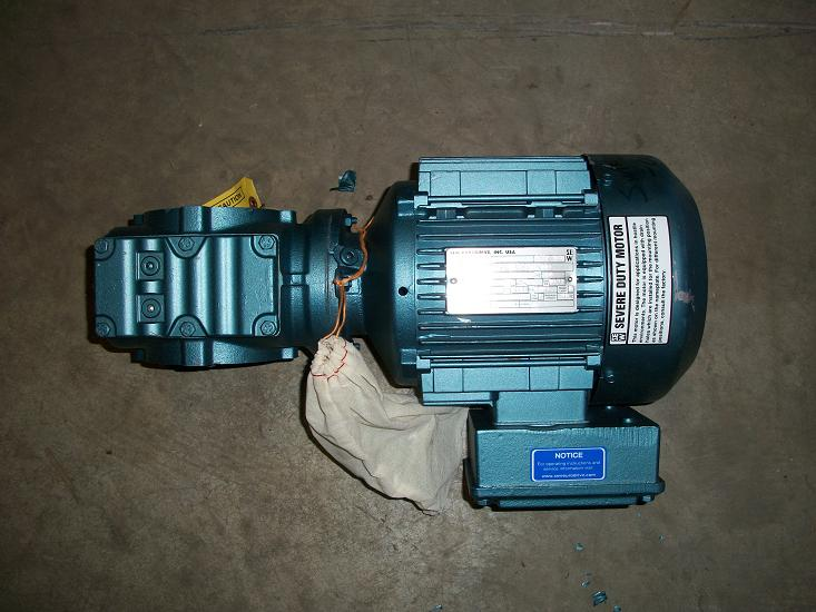 Unused Sew Euro-Drive Type SA47DT90L4-KS gear reducer