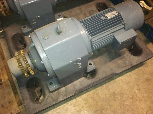 Unused SEW Eurodrive R-Series Helical Gearmotor